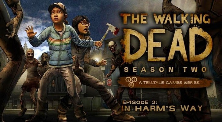 The Walking Dead Season 2 Episode 3 In Harms Way