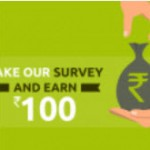 Get Payumoney Rs100 Credits On Completing This Survey:buytoearn