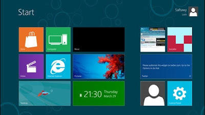 Télécharger et Installer Windows 8 Transformation pack 4.0 sur Windows Vista