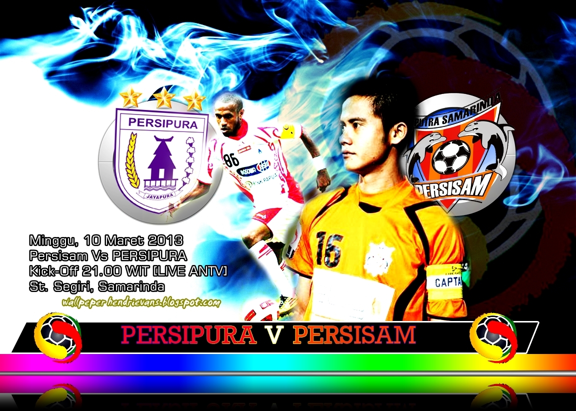 Head to head Pertandingan Persipura vs Persisam ISL 2013