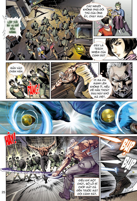 Thần Binh 4 chap 16 - Trang 25
