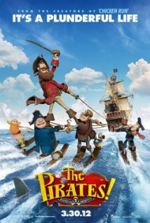 Download The Pirates Band of Misfits (2012) movie for free