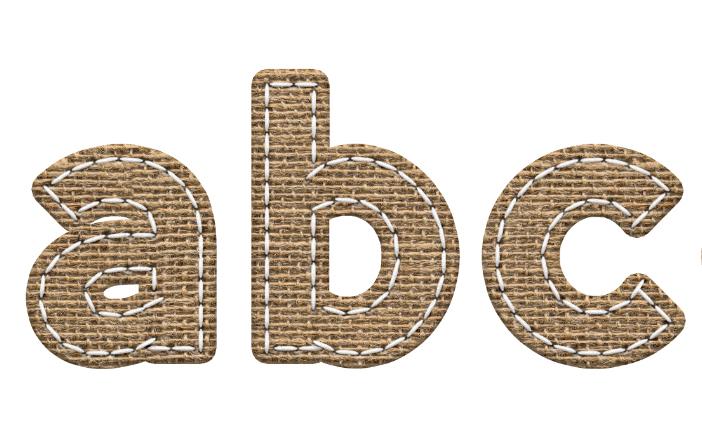 A Vegas Girl at Heart: August 2013 Freebie - Stitched Burlap Digital ...