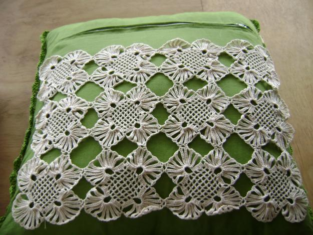 Tejido De Crochet