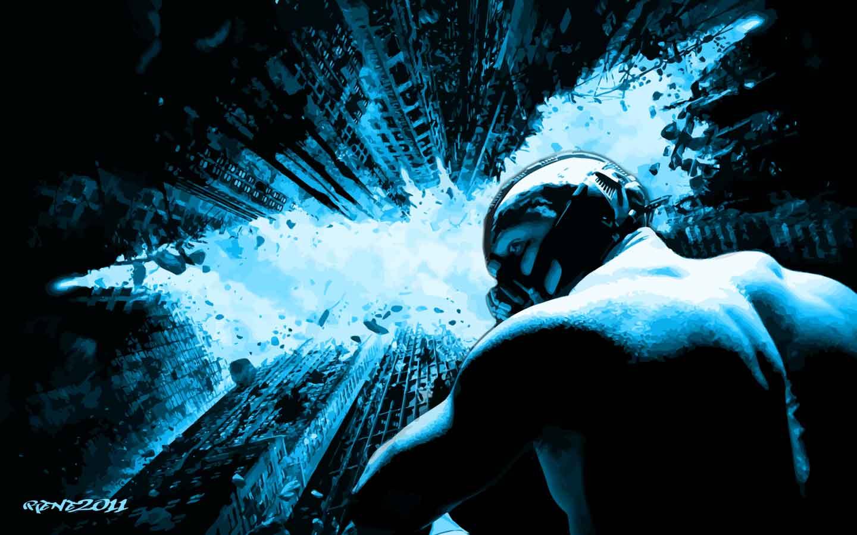 The latest wallpaper trends dark knight rises bane batman for Trending wallpaper