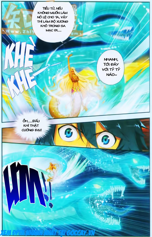 Đấu Phá Thương Khung chap 45 page 19 - IZTruyenTranh.com