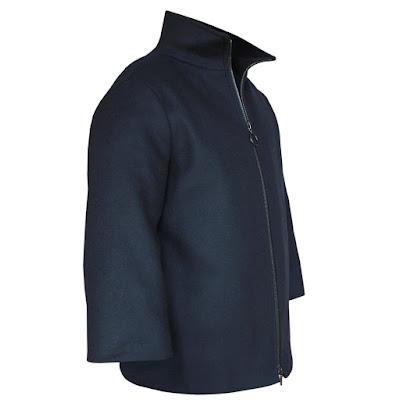 akris punto boxy oversize jacket