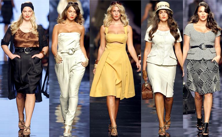 Plus Size Fashion Show Plus Size Fashion Tips Styles