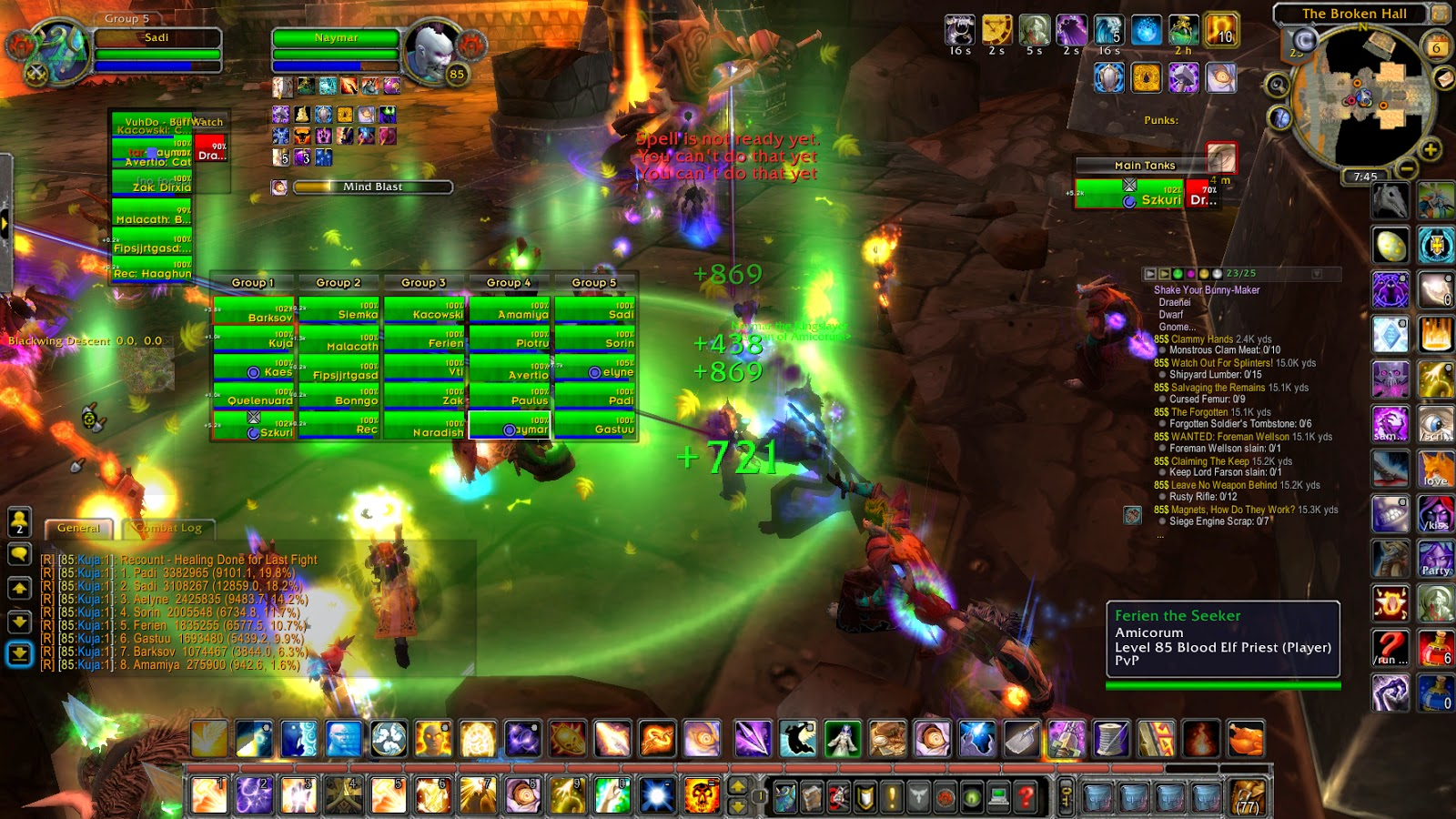 World of Warcraft Raid