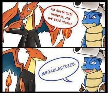 Chiste Pokemon actualizado