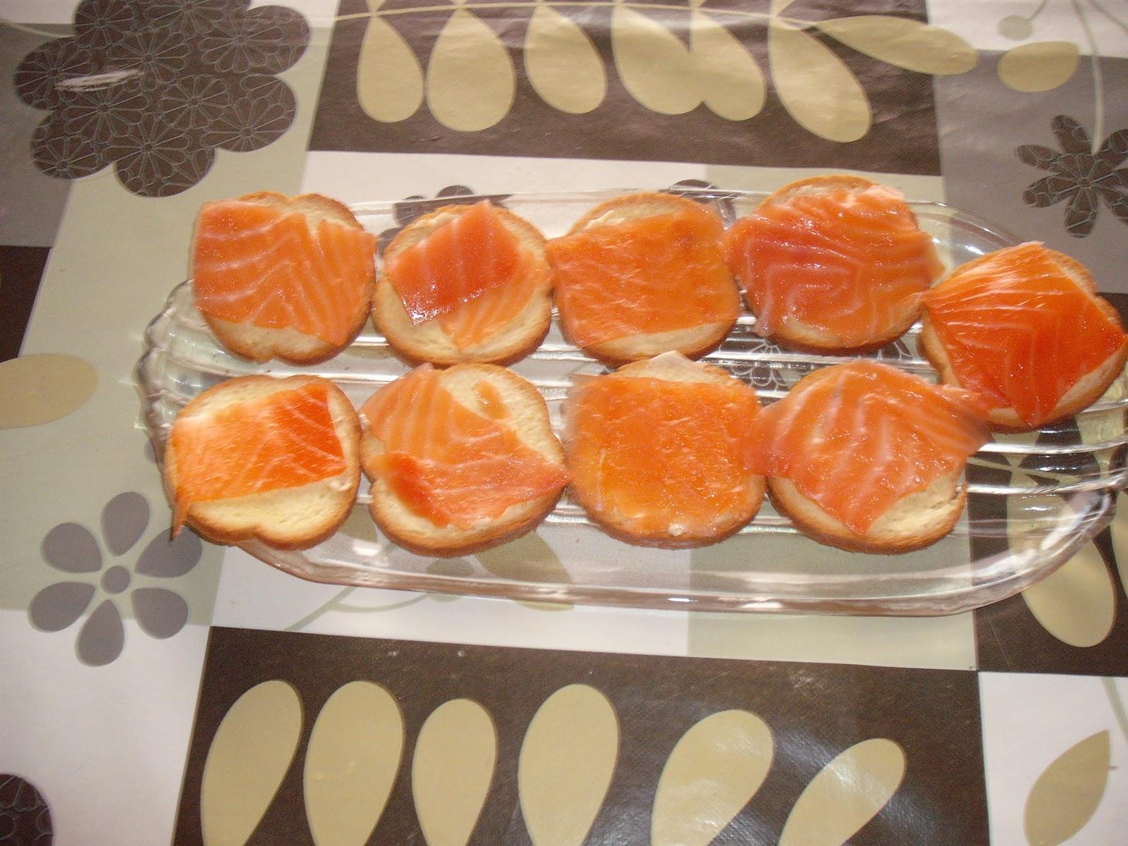 Les recettes de cuisine d 39 une d butante petits toasts - Cuisine saint valentin ...