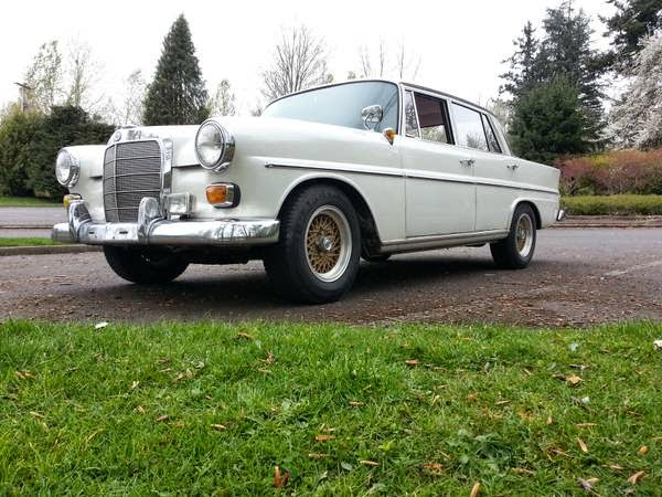 Daily turismo 5k hecka cheap 1965 mercedes benz 190c for What is the cheapest mercedes benz