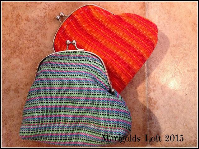 coin purse handmade