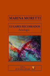 MARINA MORETTI Lugares recobrados