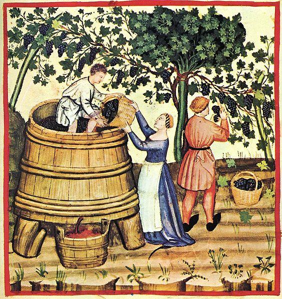 Liturgical Time: Walking The Seasons: Michaelmas In