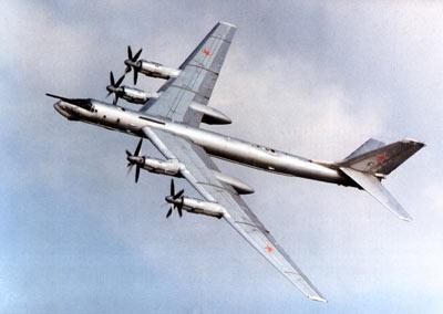 Tupolev TU95