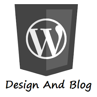Wordpress Design And Blog Logo