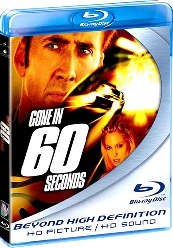 Gone in Sixty Seconds 2000 Bluray Download