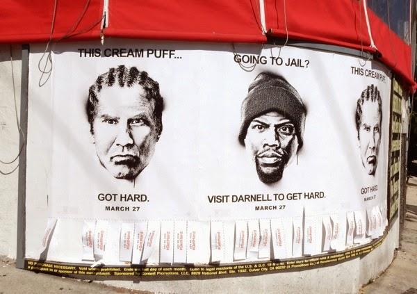 Get Hard film posters