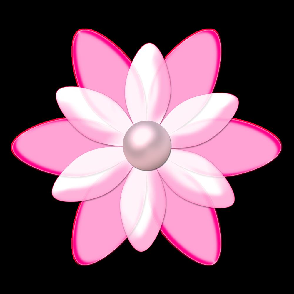 Point Das Fofurices Flores Cor De Rosa