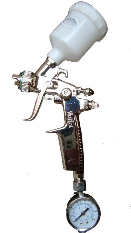 Mvtrading ecuador equipos para pintar sagola hvlp - Como pintar a pistola ...