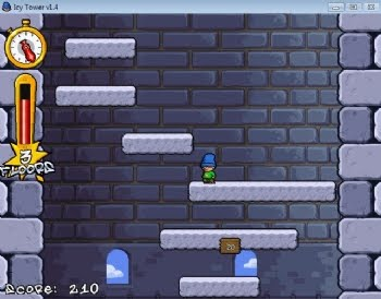 Icy Tower jogo PC
