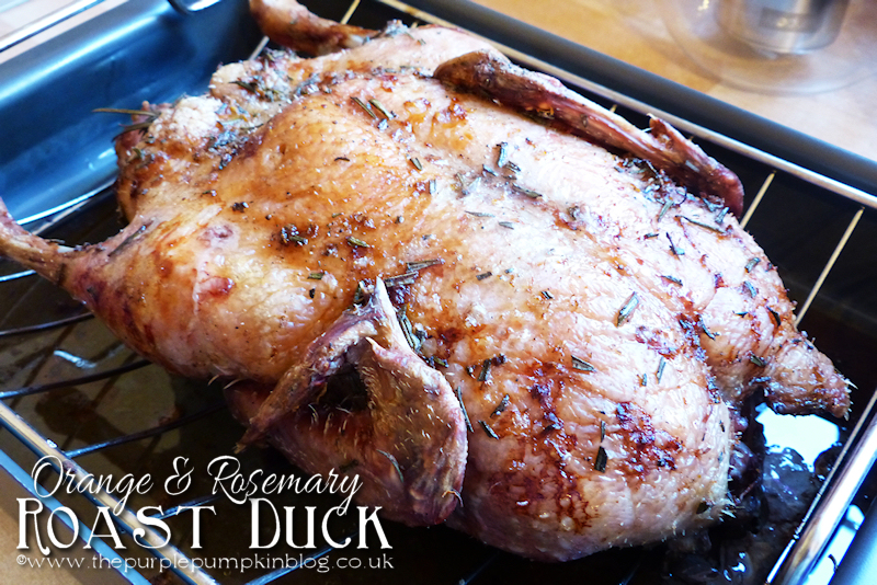 ... orange and rosemary spit roasted duck with orange and rosemary recipes