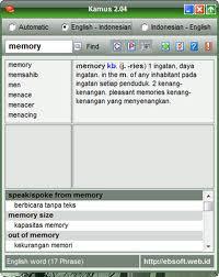 KAMUS 2.04 INGRIS INDONESIA GRATIS