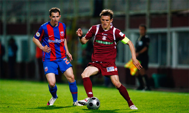 Steaua - Rapid Live Video Online, din Liga 1 azi 04-05-2011 ora 20:30