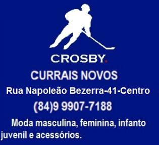 CROSBY CURRAIS NOVOS
