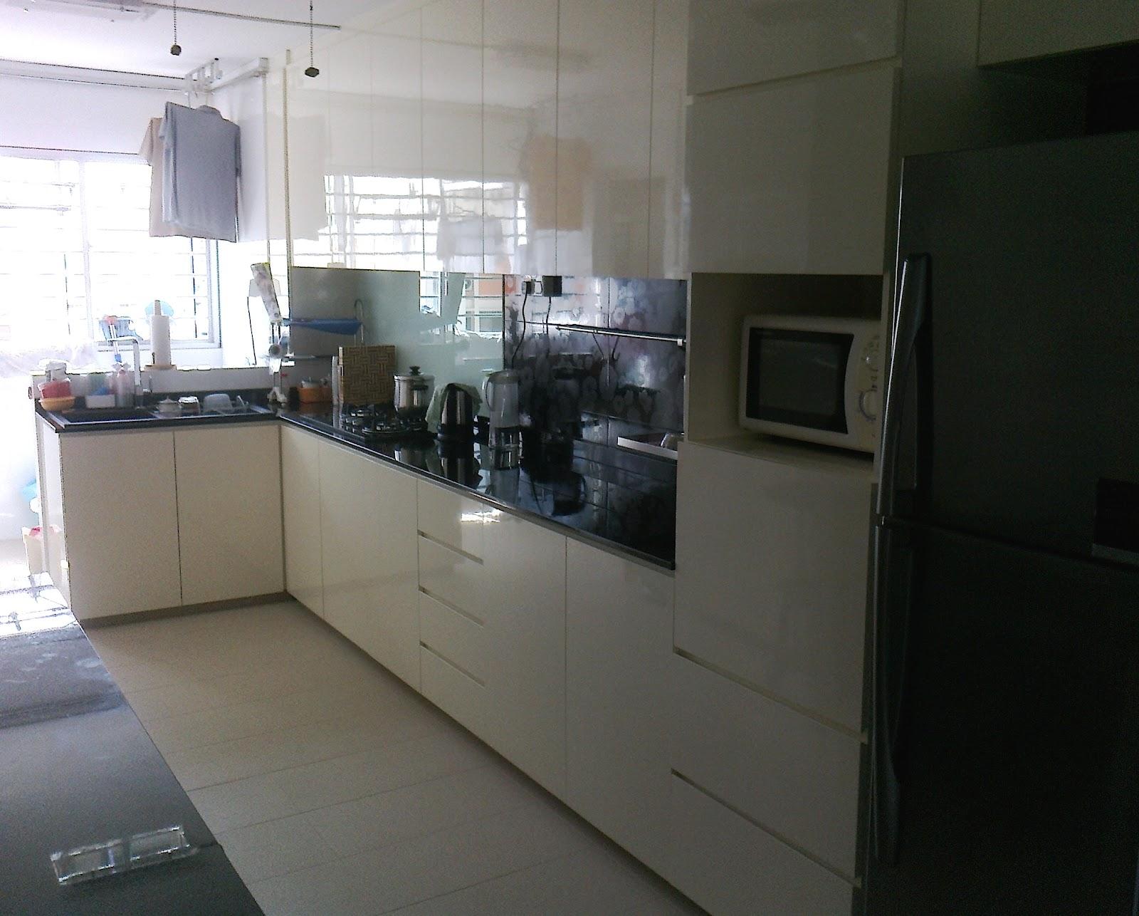 4 Room HDB Flat Interior Design