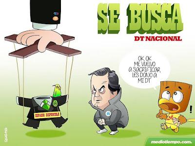 Se busca DT Nacional México