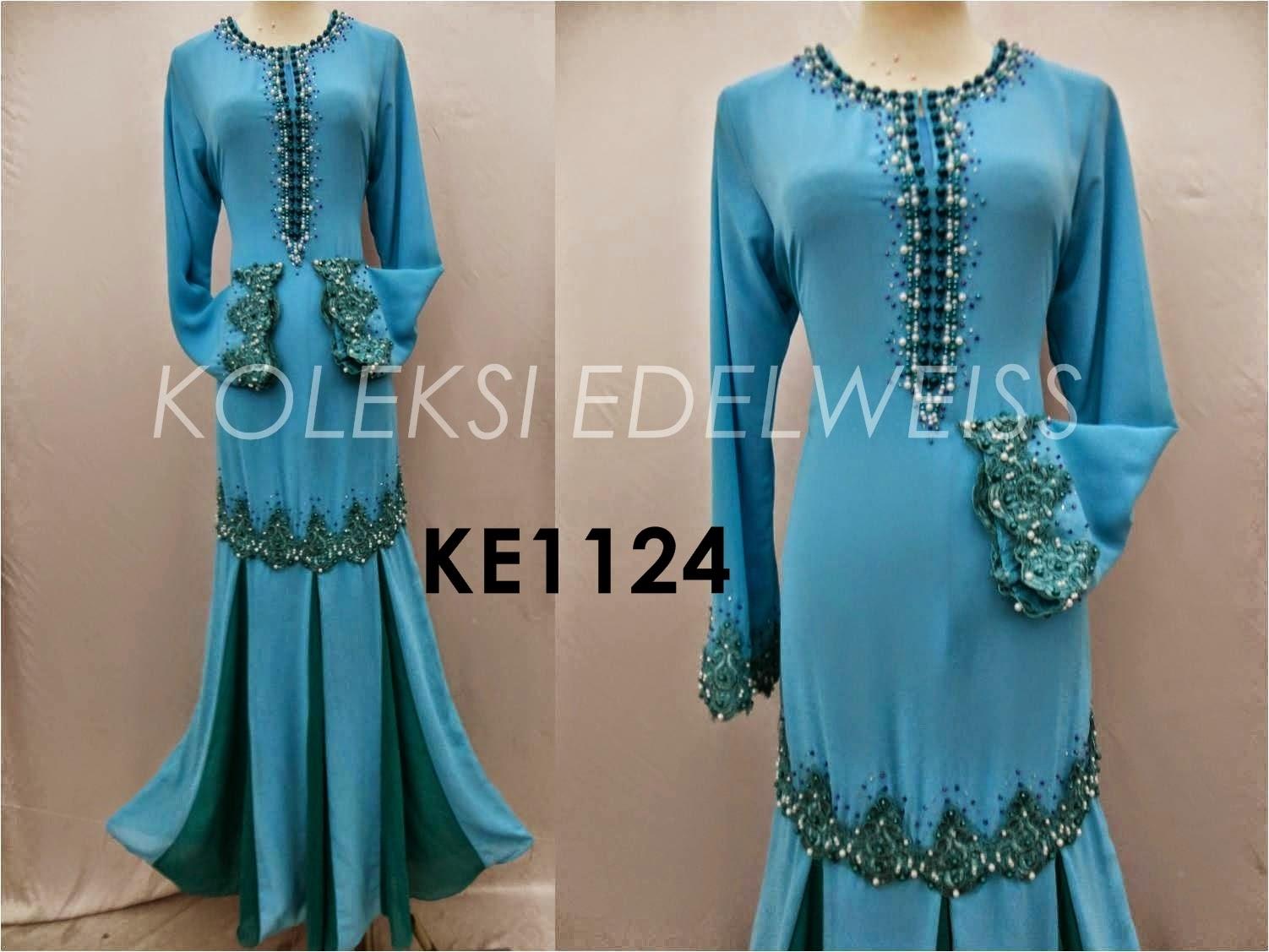 Dress Balqishah Dress Moden Baju Raya Koleksi 2014