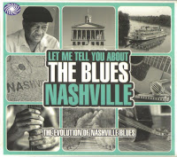 VA - Let Me Tell You About The Blues - Nashville 3CD