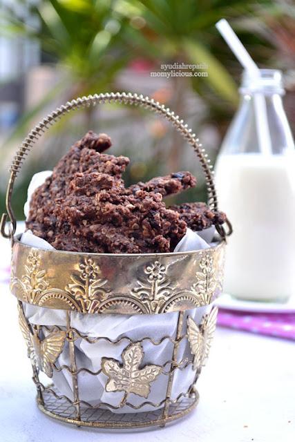 Oatmeal Choco Cookies