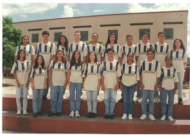 TURMA: 03 FORMANDOS 1997