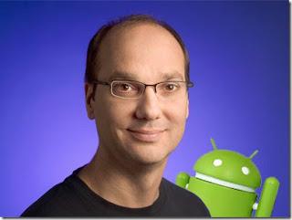 Andy Rubin Penemu os Android