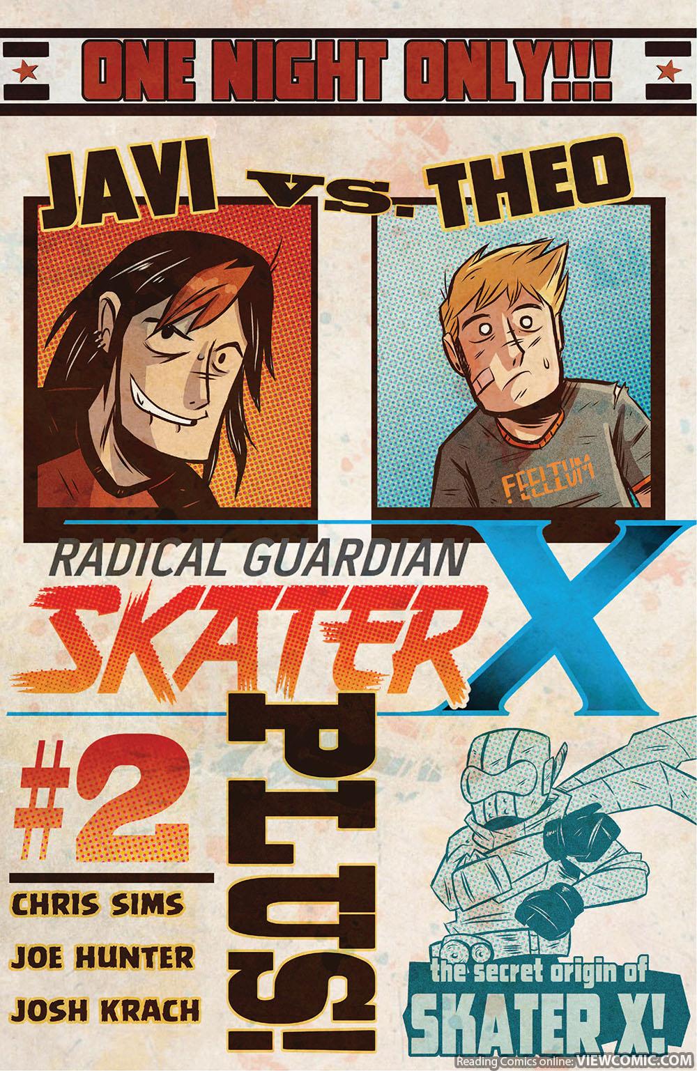 Radical Guardian Skater X