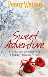 SWEET ADVENTURE NOW AVAILABLE!