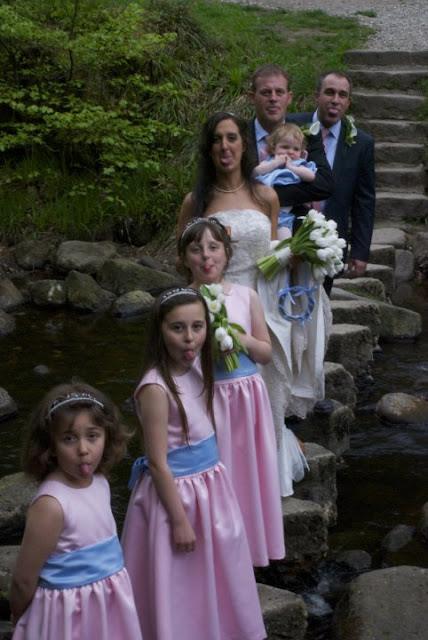 A wedding at Hardcastle Crags