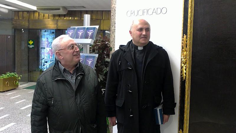 Jaendonderesido restaurado el crucificado copia de guido for Caja rural jaen oficinas