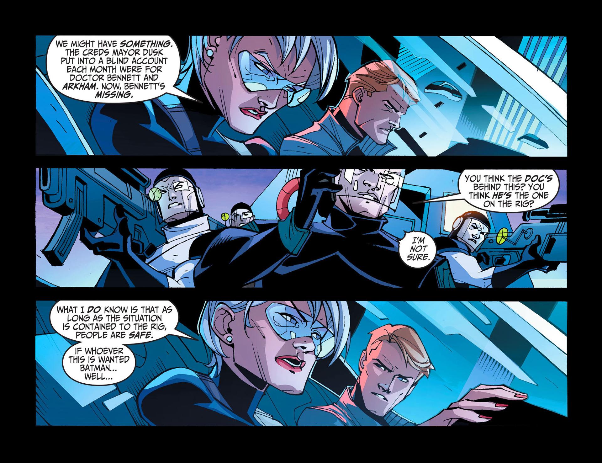 Batman Beyond 2.0 Issue #5 #5 - English 4
