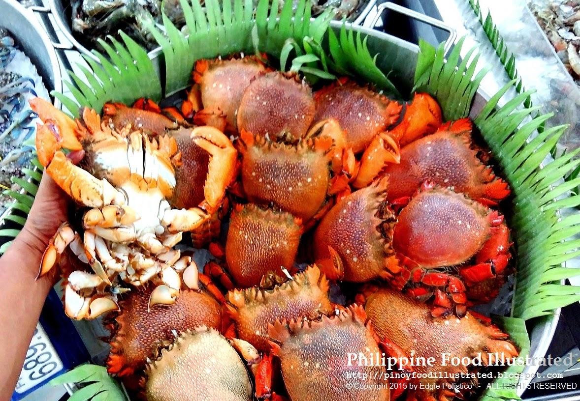 Philippine Food Illustrated: curacha