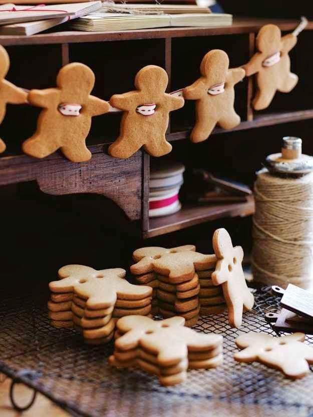 La ricetta dei Gingerbread!