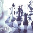 人生就像下棋,真正的对手是自己。