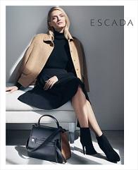 ESCADA FW2015 Ad Campaign