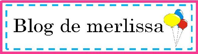 Blog de merlissa