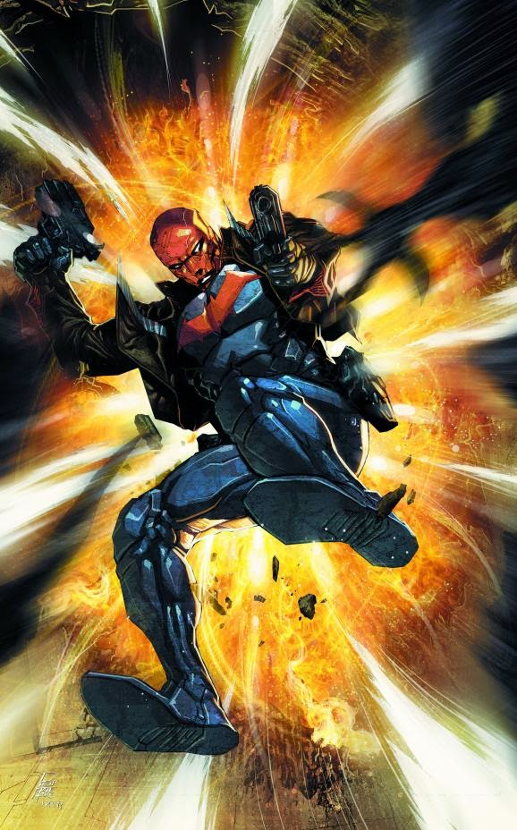 RED HOOD AND THE OUTLAWS#29