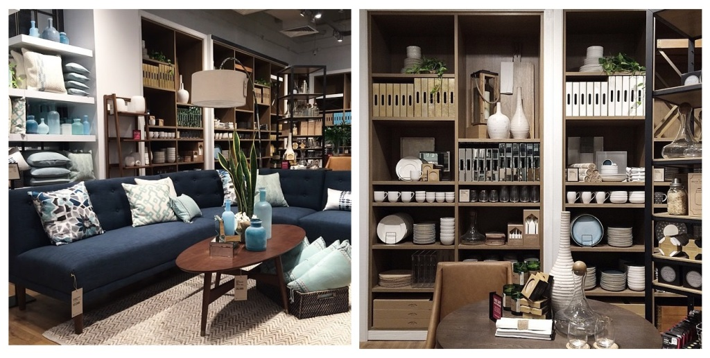 Bathroom Accessories West Elm west elm opens its first store in estancia | for urban women