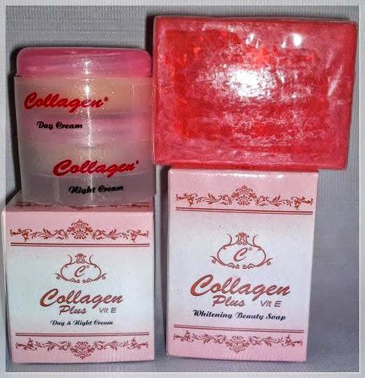 Collagen Plus Vitamin E